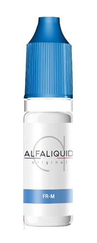 Le E-liquide FR-M d'Alfaliquid vous accompagne chaque jour de vape. Un arôme Classic Blond aux notes de fruits rouges-mya-vap