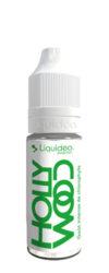 Le E-liquide Hollywood 10ml by Liquideo, un bubble-gum sucré, le fameux Hollywood de notre enfance parfumé à la chlorophylle-mya-vap