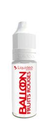 Le E-liquide Balloon 10ML by Liquideo, un mélange de fruits rouges avec une cerise bien juteuse de la framboise acidulée de la mûre et de la fraise bien sucrée-mya-vap