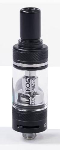Le Clearomiser Q16 Pro noir est un clearomiseur simple et idéal pour débuter dans la vape-mya-vap