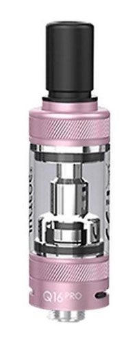 Le Clearomiser Q16 Pro rose est un clearomiseur simple et idéal pour débuter dans la vape-mya-vap