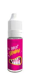 Le E-liquide Freeze Framboyz by Liquideo, Un sorbet Framboise acidulé et sucré à la fois avec une bonne sensation glacée.Mya-Vap