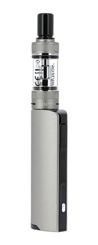 Découvrez le kit Q16 Pro, grise, une cigarette électronique fabriquée par Justfog qui allie qualité et simplicité-mya-vap