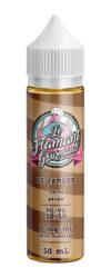 L'e-liquideLe Fameux 50ml par Le Flamant Gourmand de Liquidarom est une tarte aux noix de pécan.Mya-vap