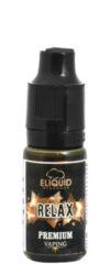Le E-liquide Relax by Eliquid France vous offre la saveur d'unclassic blond aux notes gourmandes d'un boncafé bien chaud, d'un cookie sortant du fouret d'unedouce vanille-mya-vap