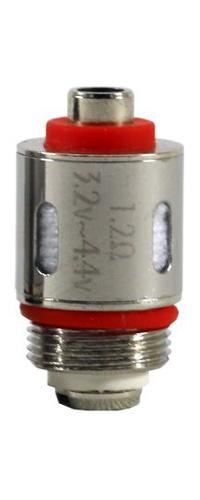 Résistances Justfog disponible en 1.60 ohms et 1.20 ohms compatibles avec les clearomiseurs Q16 et Q14 de Justfog.mya-vap