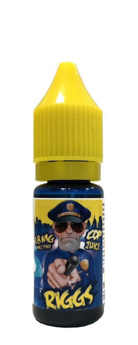 Le E-liquide Riggs By Eliquid Gamme Cop Juice va vous offrir sa saveur aux céréales accompagnées de crème vanillée et de popcorn caramélisé.Mya-vap